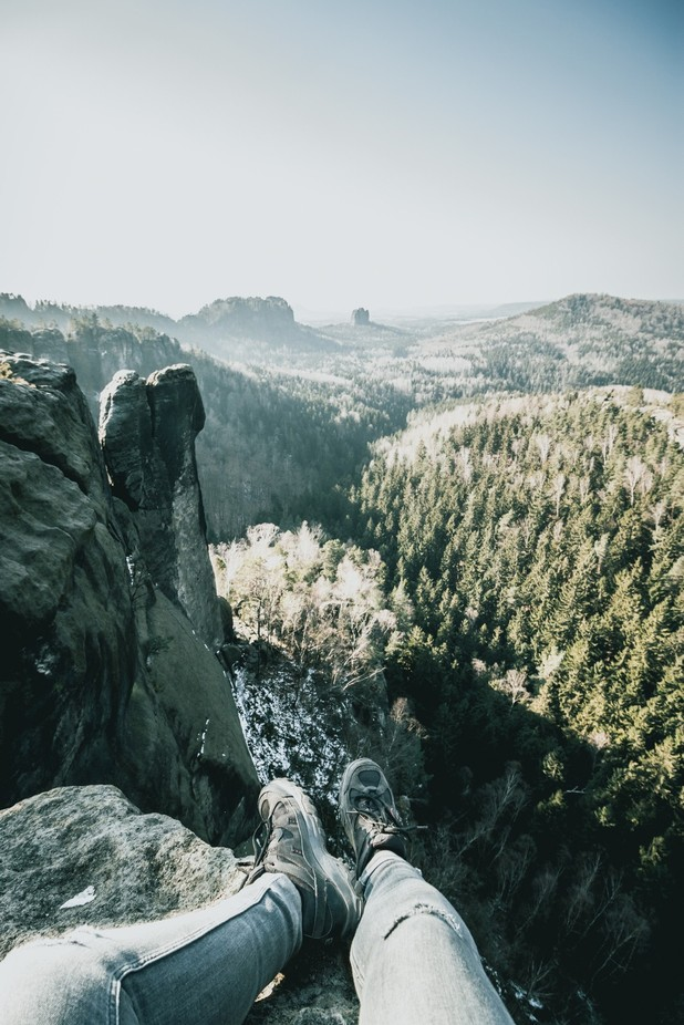 Saxon Switzerland by luisa_lmle - The Wonders of the World Photo Contest