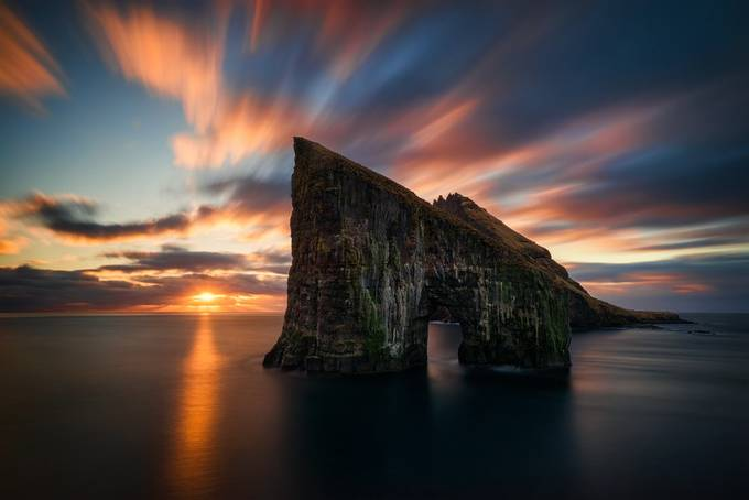 Drangarnir arch by strOOp - Celebrating Nature Photo Contest Vol 5