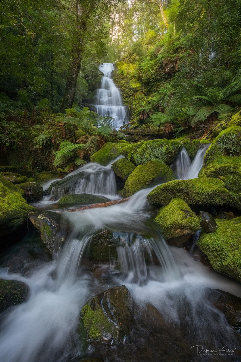 Bastion Cascades by lake_of_tranquility - Celebrating Nature Photo Contest Vol 5