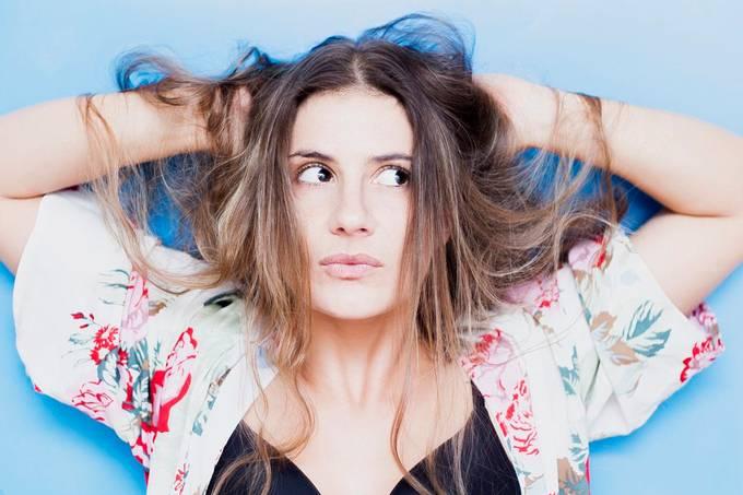 Paula by alejandrovegaortiz - The Blue Color Photo Contest 2018