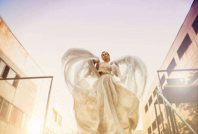 angel by AnnaOnachenko - All About The Wedding Photo Contest