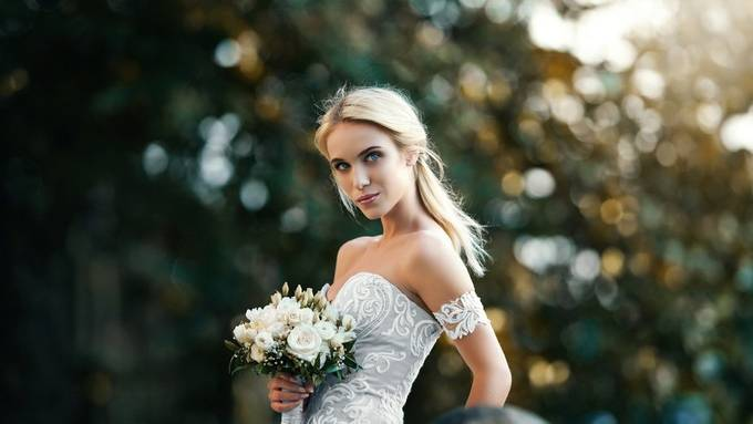 Bride Iva by RadovanBartekPhotographer - All About The Wedding Photo Contest