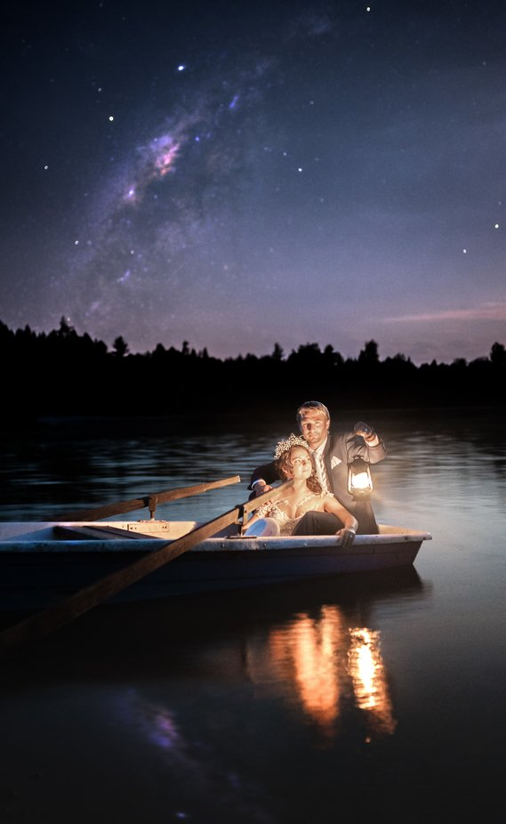 Sun & Stars by Yorge - All About The Wedding Photo Contest