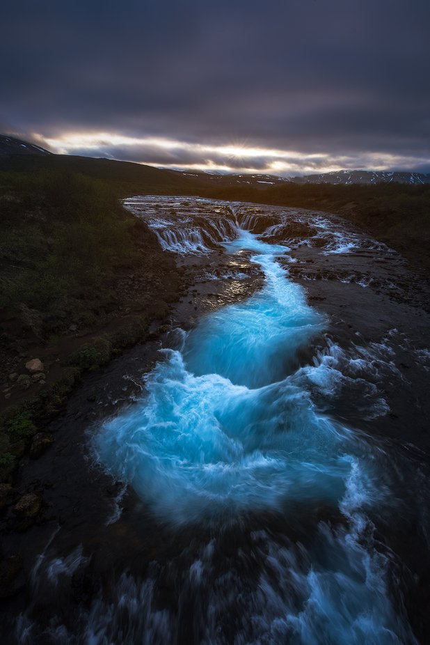 Blue vein by NiCoBoCo - The Blue Color Photo Contest 2018