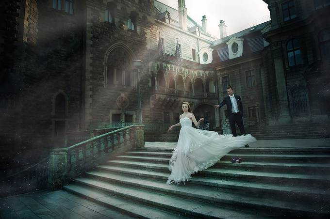 like in a fairy tale by magorzatakuriata - All About The Wedding Photo Contest