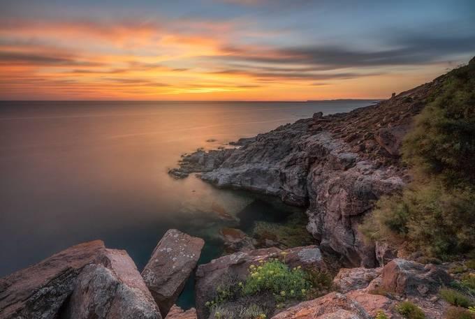 Summer sunset by MaryMarino - Monthly Pro Photo Contest Vol 45