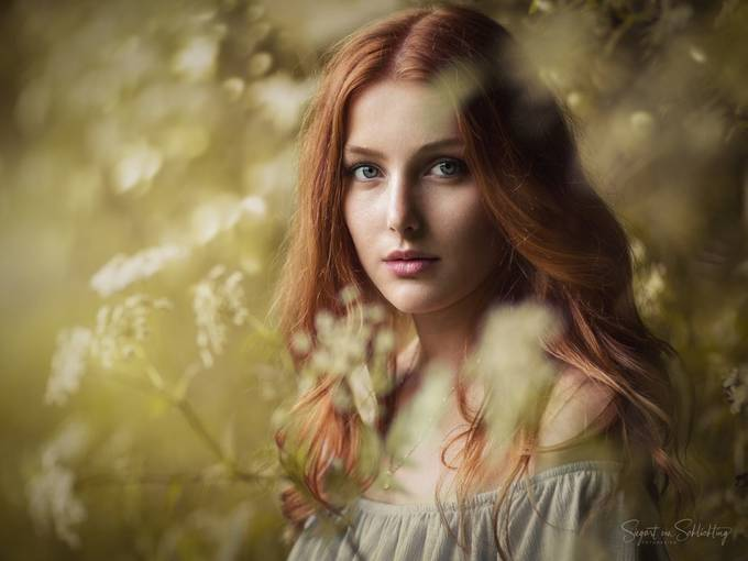 Portrait of a girl  by siegart - Image Of The Month Photo Contest Vol 37
