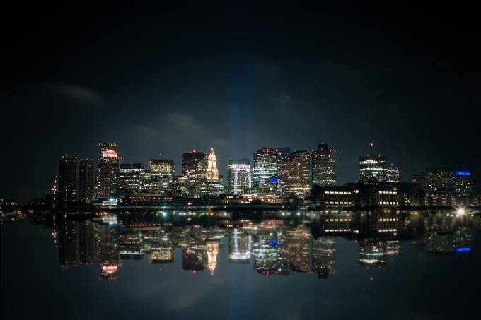 Boston by pxlarh - Image Of The Month Photo Contest Vol 37