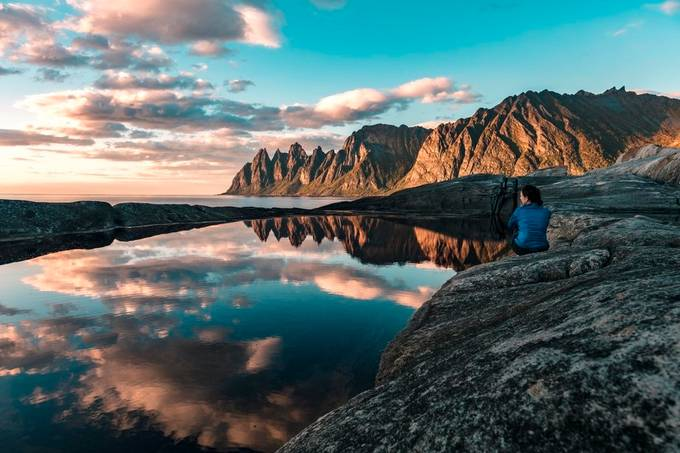 Loving the view by paaluglefisklund - Image Of The Month Photo Contest Vol 37
