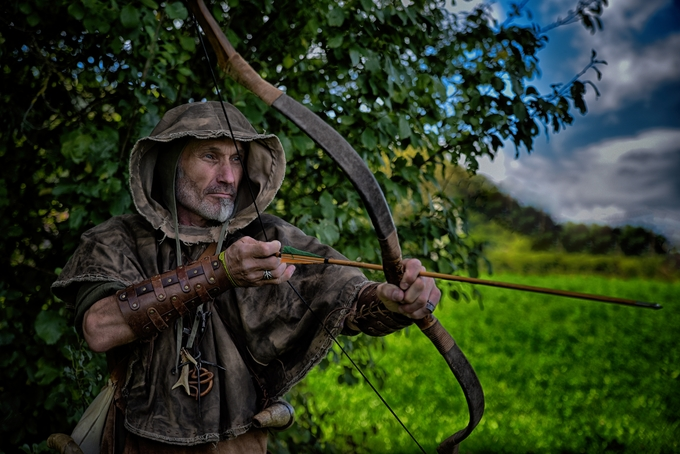 The Archer by marcobertam - Image Of The Month Photo Contest Vol 37