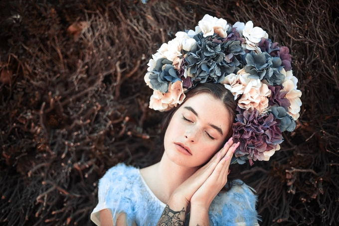 Melanie by anetacoufalova - Image Of The Month Photo Contest Vol 37