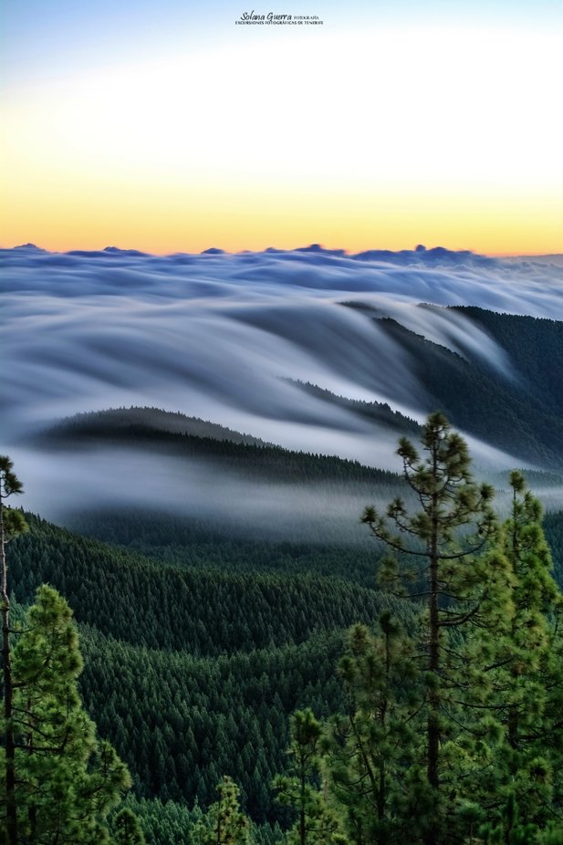 Sea of clouds by Solana - Image Of The Month Photo Contest Vol 37
