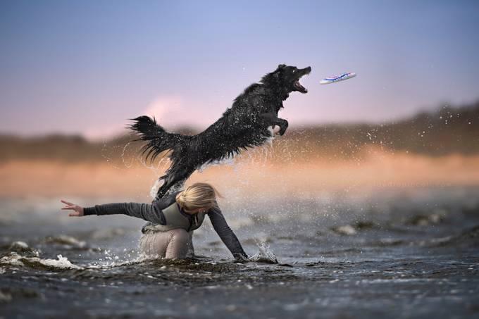 Fun in the North Sea by ClaudioPiccoli - Monthly Pro Photo Contest Vol 45
