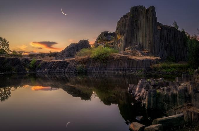 Moon rocks by tomaszspychaa - The Wonders of the World Photo Contest