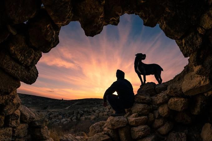 The Ruins by alextaubin - Monthly Pro Photo Contest Vol 45