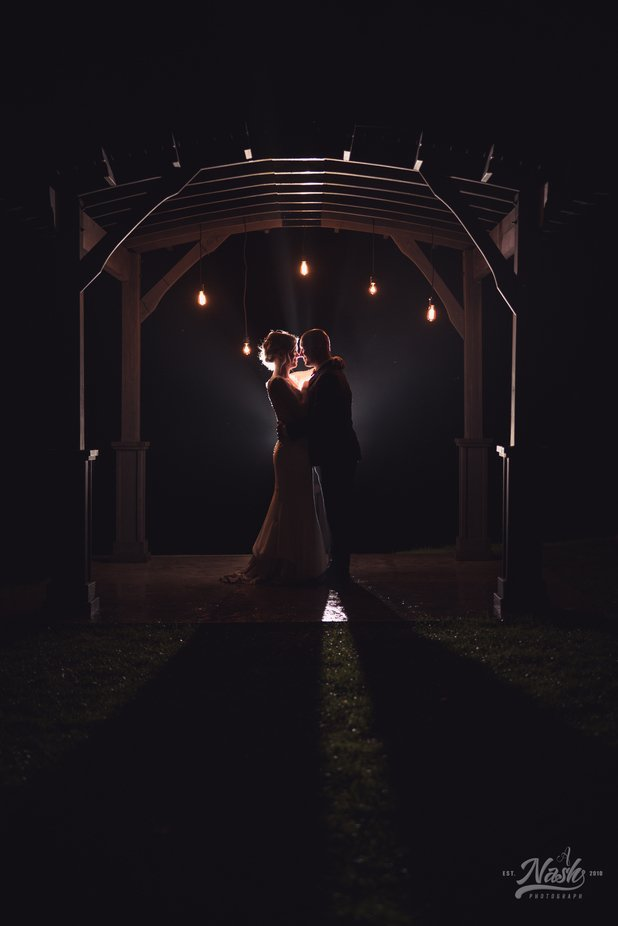 Moonlight Romance by AmyNash - All About The Wedding Photo Contest