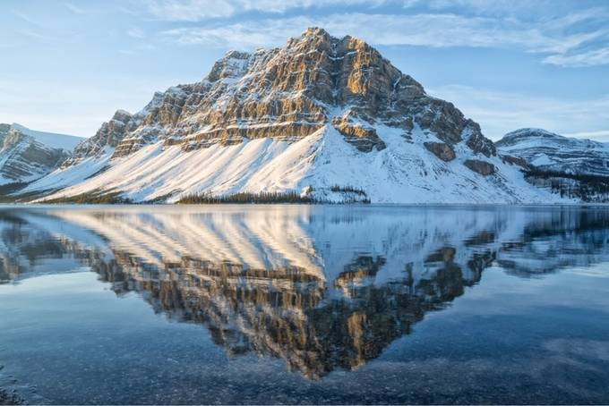 Bow Lake, Banff by denaandersonmusantry - Canada Photo Contest