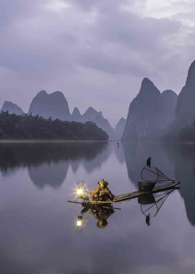 Early morning tranquility by susanmossart64 - The Wonders of the World Photo Contest