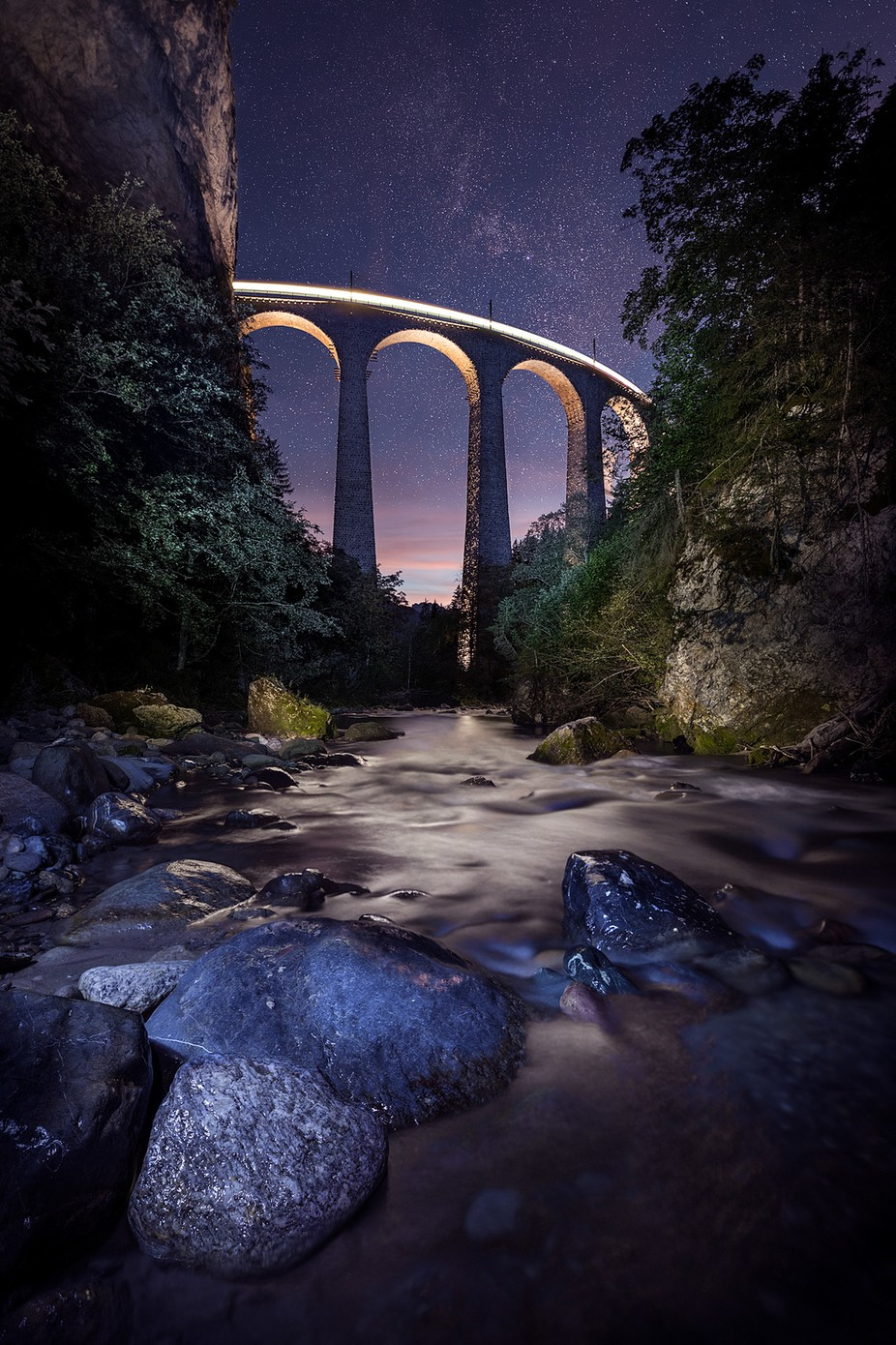 Landwasserviadukt by Axel-Jusseit - The Wonders of the World Photo Contest