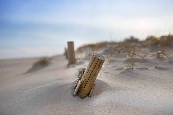 Beach Fence 2 by catherinesaville - Shallow Depth Photo Contest