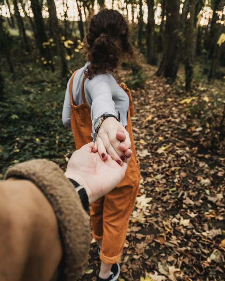 I'll go anywhere with you by JRedgate - Love Photo Contest 2019