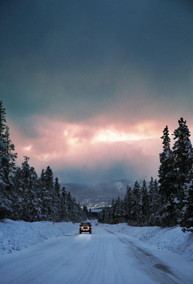 Keystone Jeep Road by ReidCollins - Image Of The Month Photo Contest Vol 43