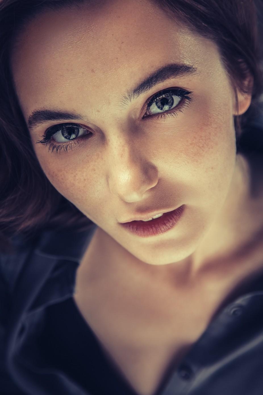 Deep eyes by ilyablinov - My Best New Shot Photo Contest