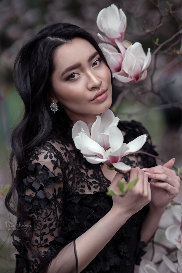 The Vietnamese Belle by petrhingar - My Best New Shot Photo Contest