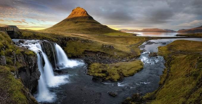 Kirkjufell Mountain by jamiemacisaac - My Best New Shot Photo Contest