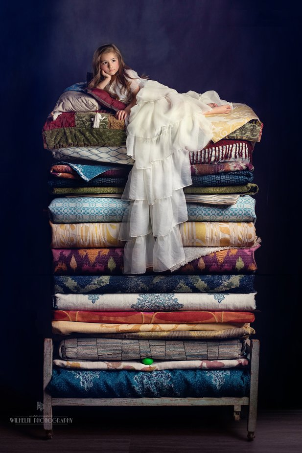 Princess and the Pea by tonyawilhelm - My Best New Shot Photo Contest