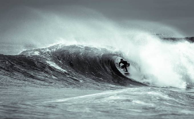 Inside the wave by MikaPhoto83 - My Best New Shot Photo Contest