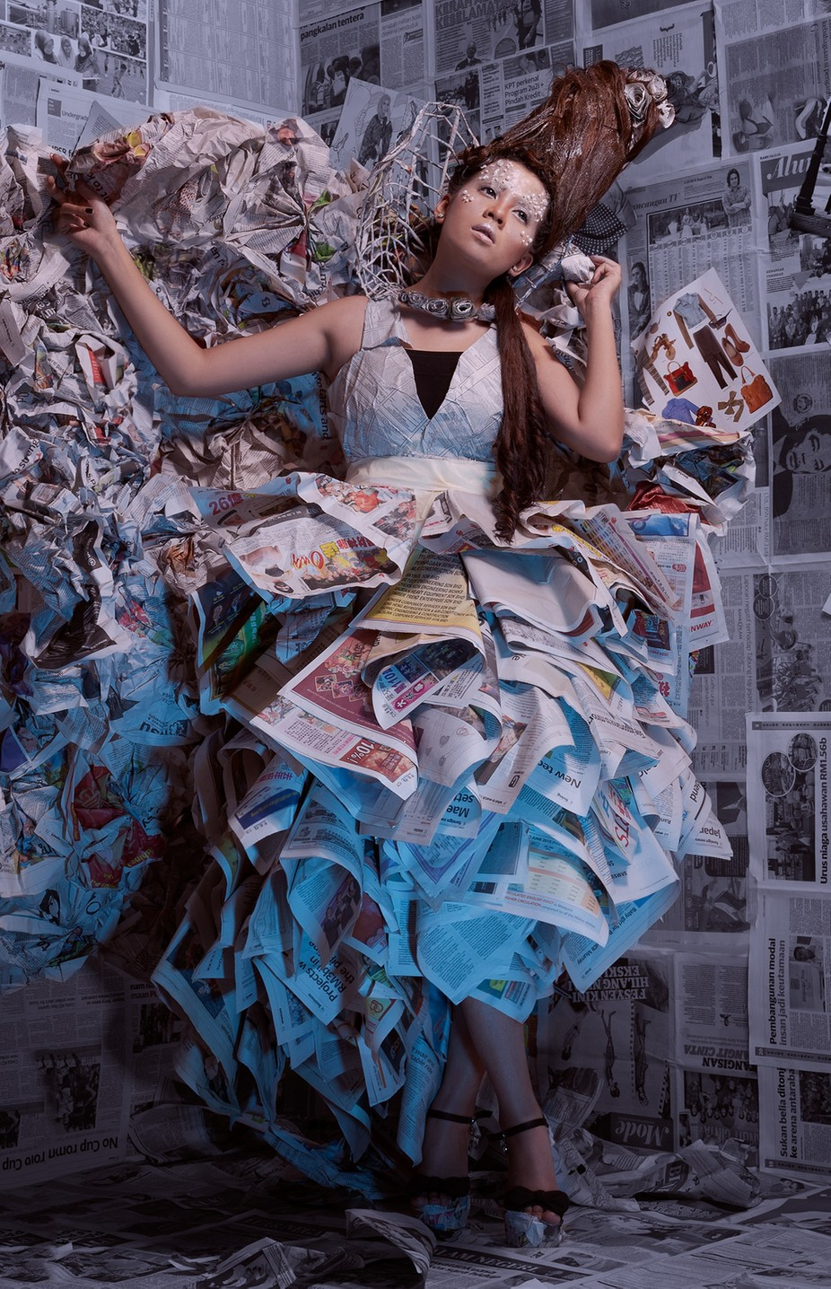Media Dress by hassesodehamid - My Best New Shot Photo Contest