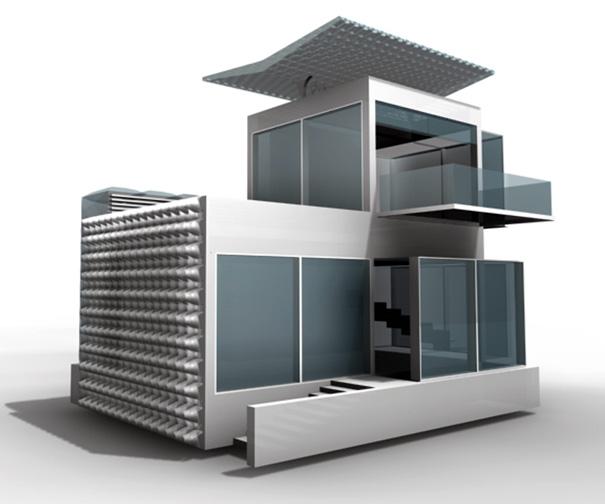 Αυτό είναι το σπίτι του μέλλοντος