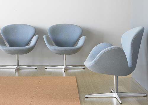 The Swan του Arne Jacobsen