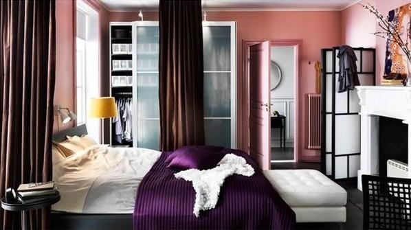 Χρώματα για το υπνοδωμάτιο