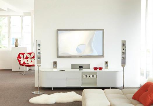 Υψηλός σχεδιασμός από το νέο Home Theater της Samsung