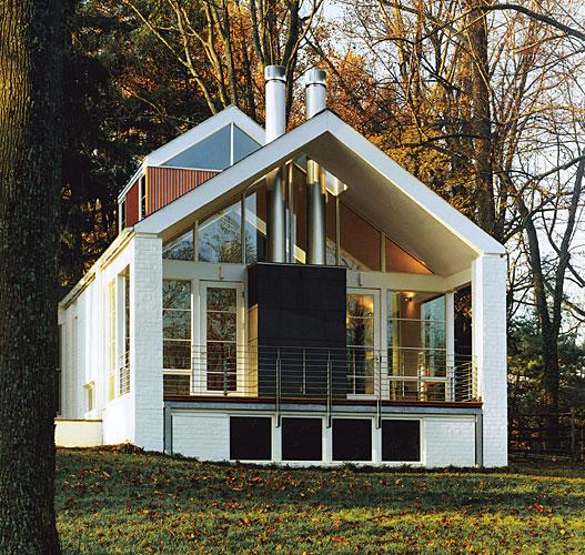 Ένα παλιό αρχοντικό γίνεται σύγχρονη κατοικία