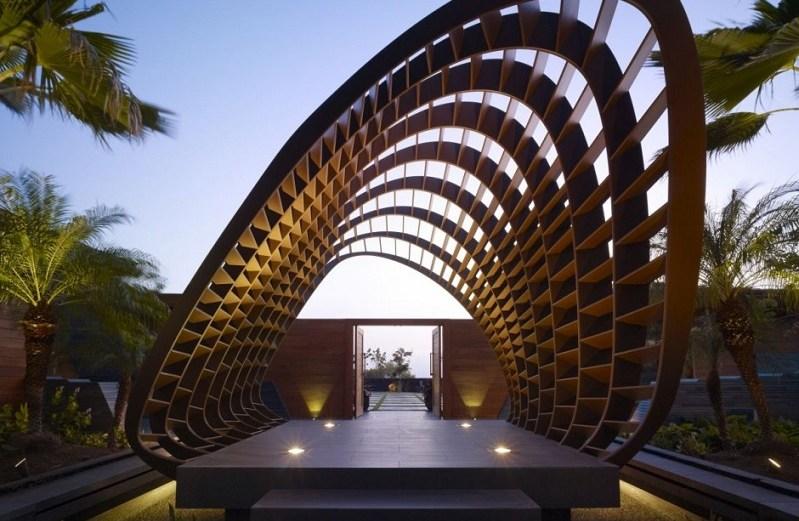Θεαματική και εξωτική αρχιτεκτονική
