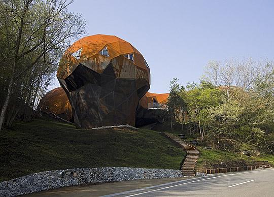 Το H Bubbletecture