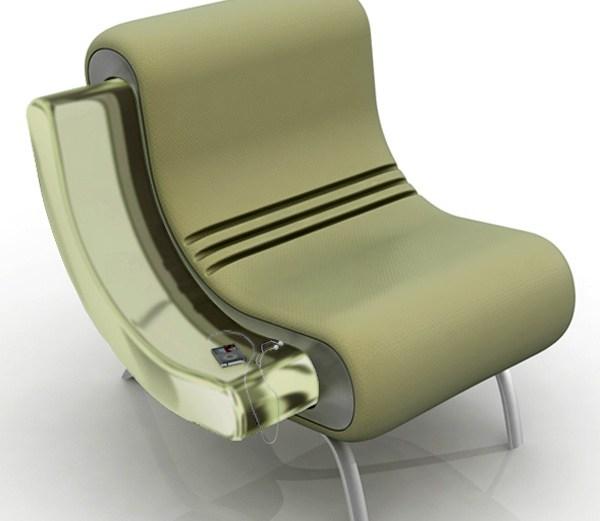 Πολυθρόνα μέσα στην πολυθρόνα!