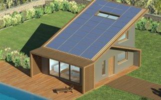 Ένα σπίτι δώρο από τον ήλιο…