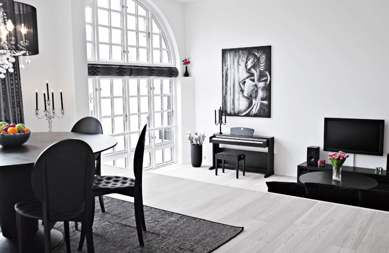 Άσπρο μαύρο στην Κοπεγχάγη
