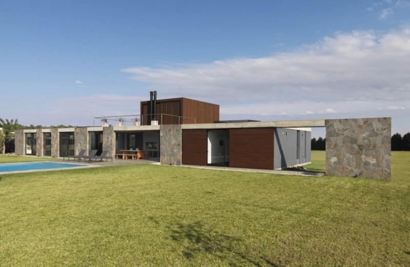 Μονοκατοικία σε επαρχία της Αργεντινής