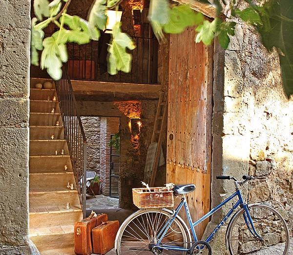 Μια αγροικία του 14ου αιώνα στην Girona
