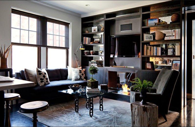 Αρρενωπό διαμέρισμα στο Greenwich Village