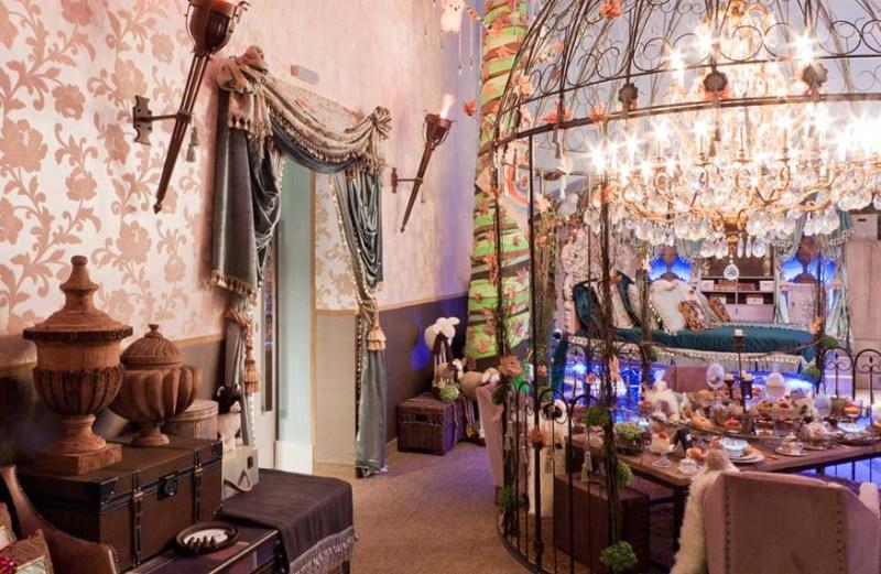 Το δωμάτιο της πριγκίπισσας Merida!