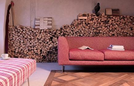 Τα ξύλα για το τζάκι μέσα στο σπίτι: σίγουρα πρακτικό, αλλά είναι και όμορφο;
