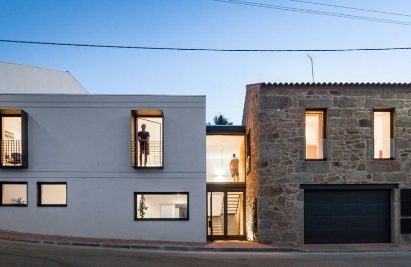 Αγροτικό και ταυτόχρονα αστικό σπίτι στην Πορτογαλία