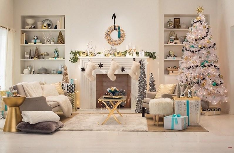 Τα νέα χρώματα των Χριστουγέννων