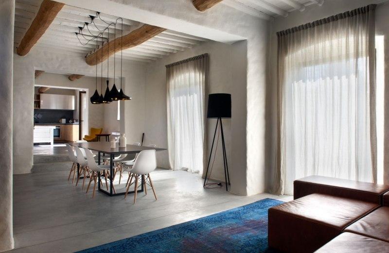 Ανακαινισμένη εξοχική κατοικία του 19ου αιώνα στην Τοσκάνη